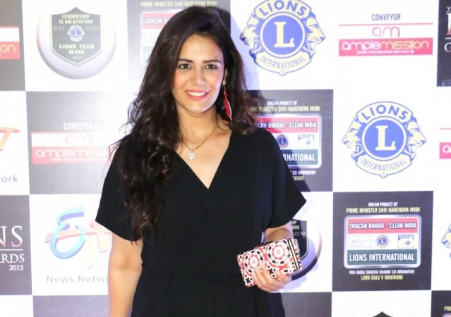 "Mona Singh is willing to be a part of ""Jassi Jaissi Koi Nahin"" Season 2. Pictured: Mona Singh at the 22nd Lions Gold Awards 2016."