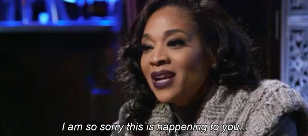 Joseline was seen consoling Joseline in the previous episode of