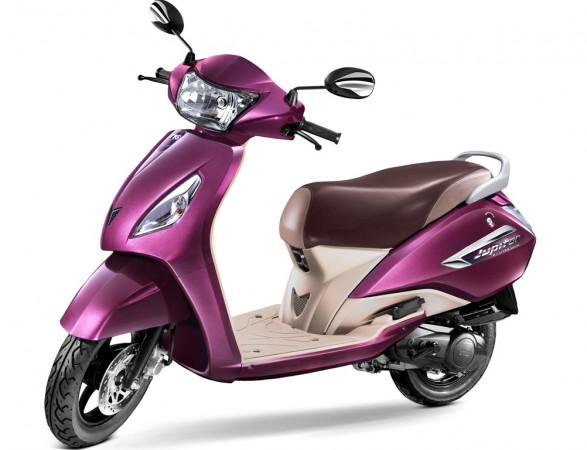 TVS Jupiter MillionR Special Edition‎ launched in India