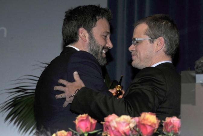 Mat Damon and Ben Affleck