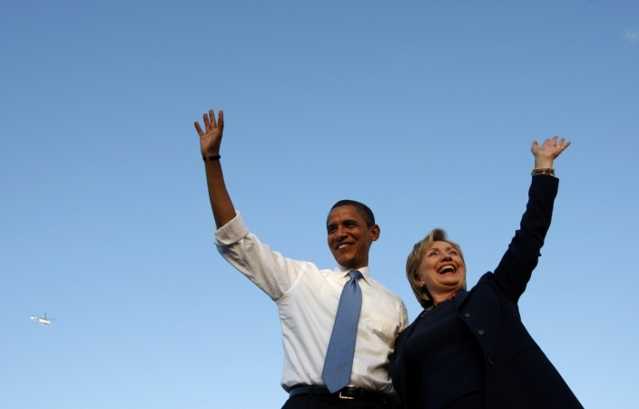 Obama endorses Clinton