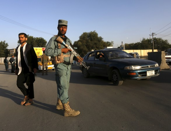 Afghanistan- Indian woman kidnapped
