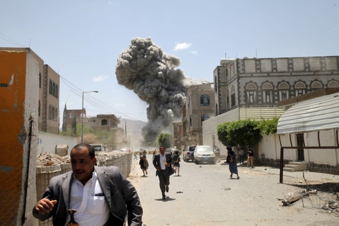 Yemen Bombing civilian casualties