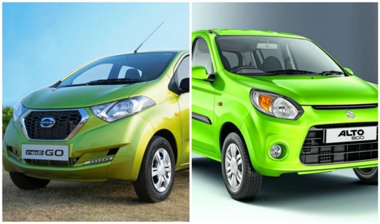 Datsun redi-Go effect? Maruti Suzuki Alto 800 gets discounts of up to Rs. 82,000.