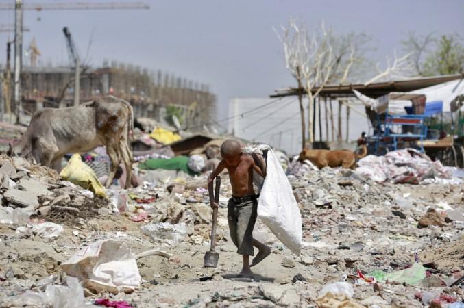 child labourer