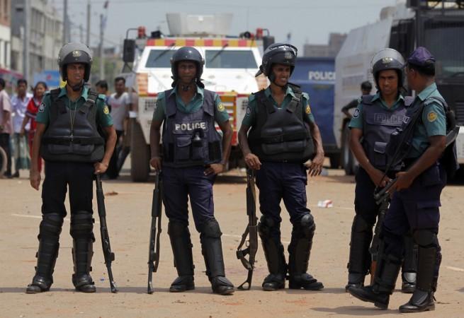Bangladesh Crackdown