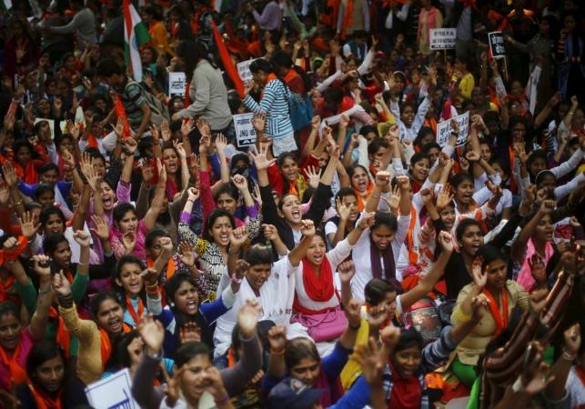 ABVP in Delhi University