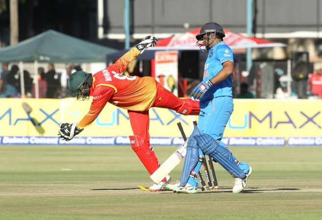 India vs Zimbabwe