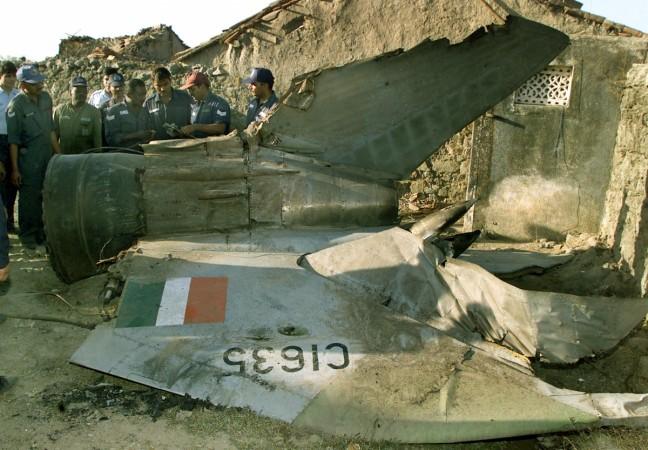 MiG 27 crash