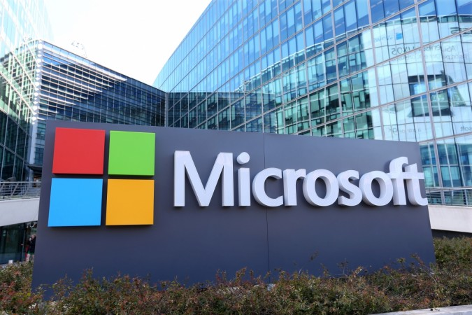 Microsoft headquarters near Paris