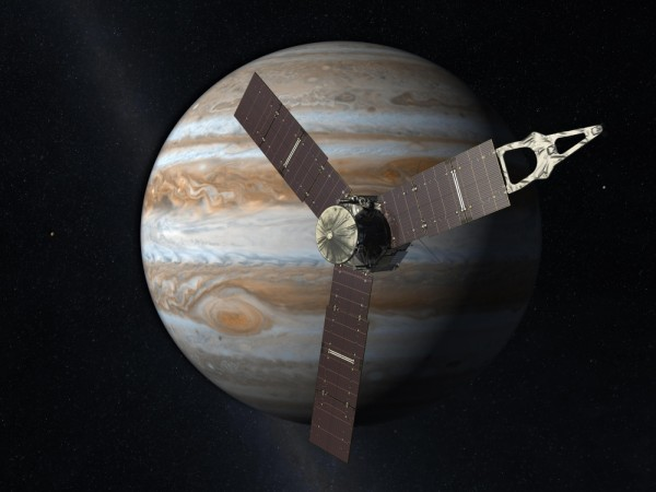 Nasas Juno mission to Jupiter explained