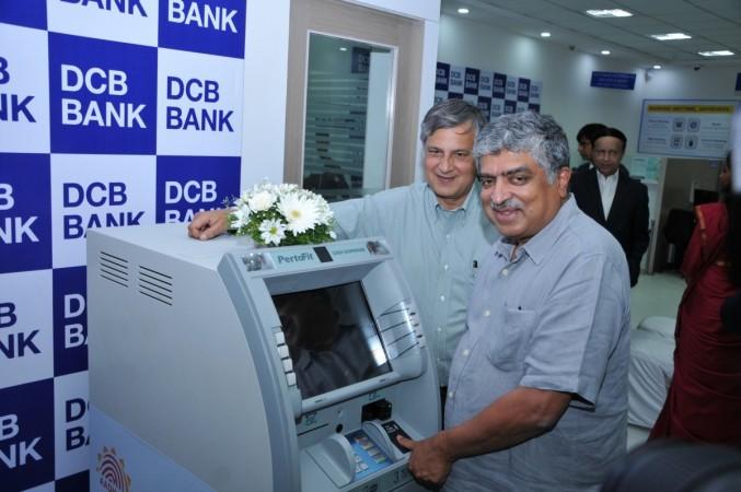 Aadhaar-based ATM