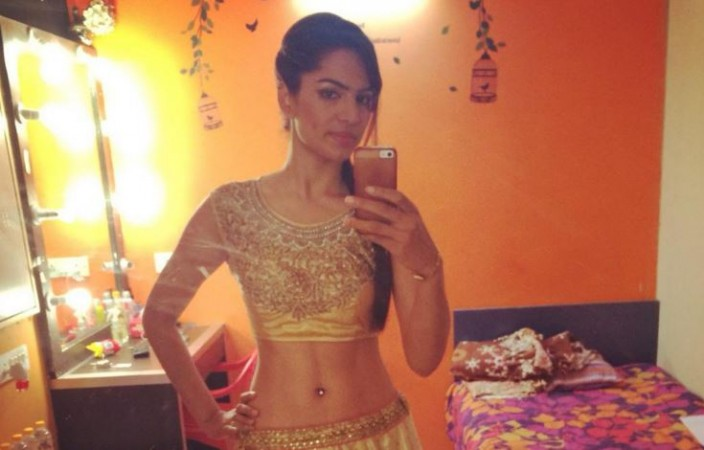 "Shikha Singh to re-enter ""Kumkum Bhagya""? Pictured: Shikha Singh"
