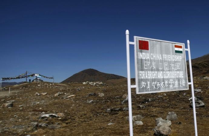 Arunachal Pradesh India China