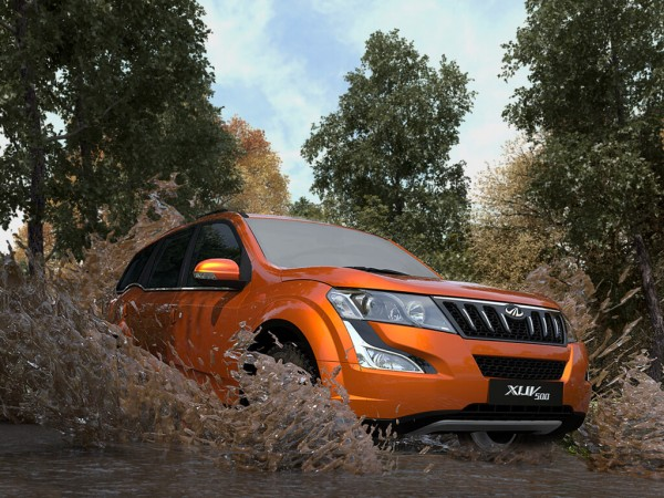 Mahindra XUV500 1.99l automatic launched