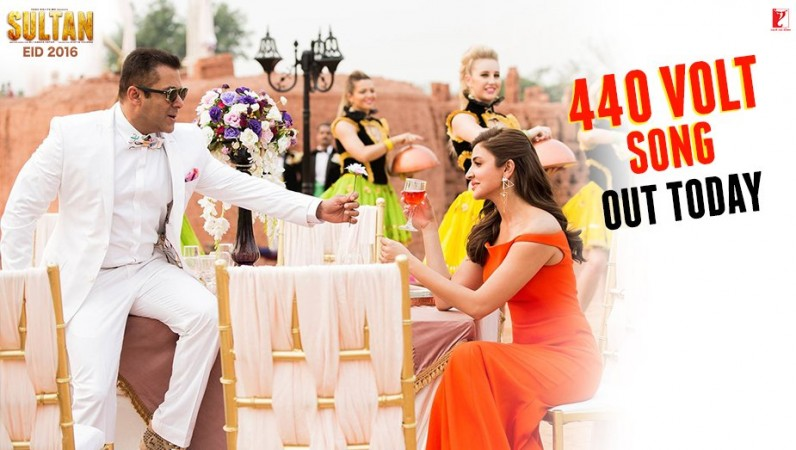 440 Volt song from Sultan