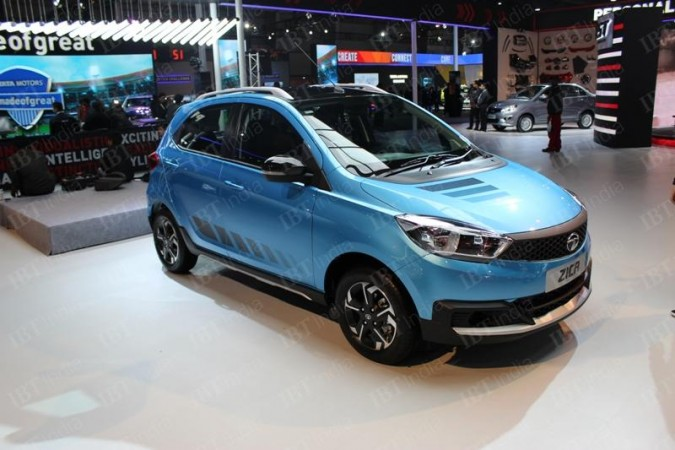 Tata Tiago likely to get crossover avatar
