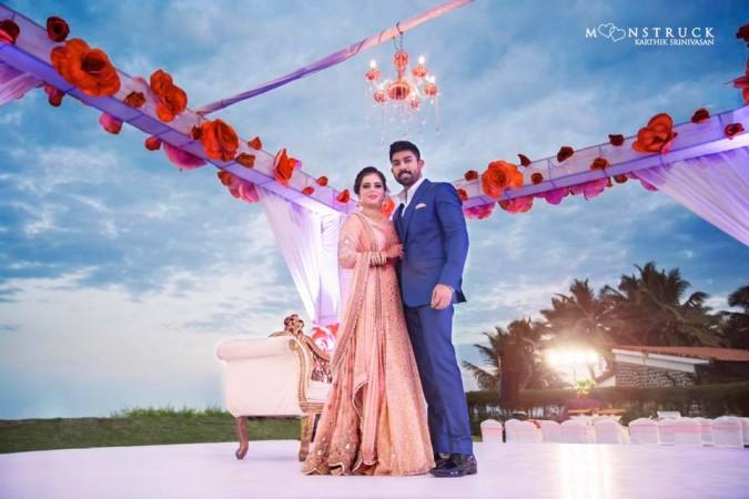 Alisha Abdullah's Engagement with Naveen Devanraj