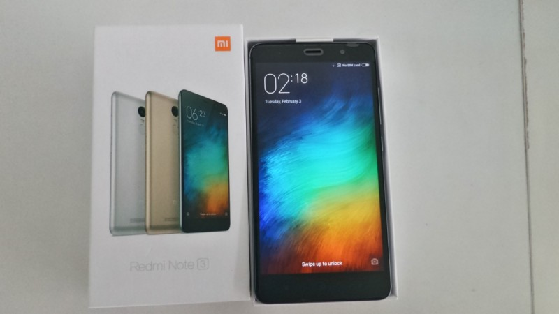 Xiaomi Redmi Note 3 32GB, 16GB variants available online after facing stock issues