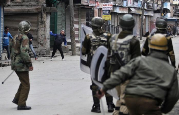 Jammu Kashmir police