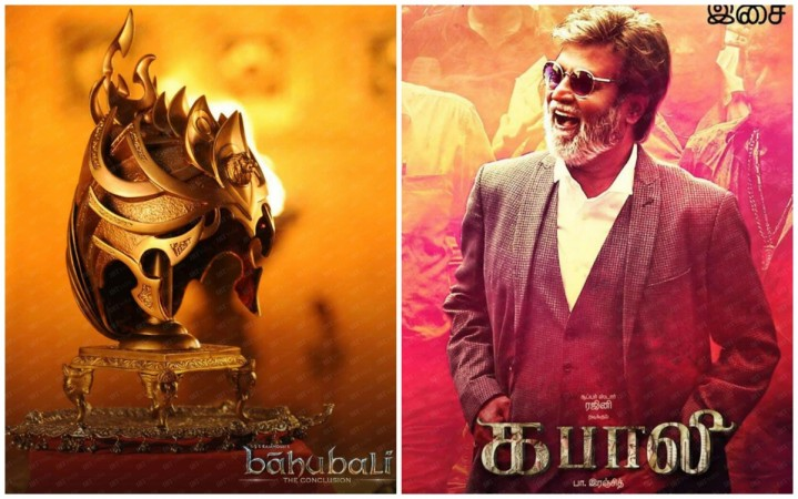 Baahubali - The Conclusion and Kabali