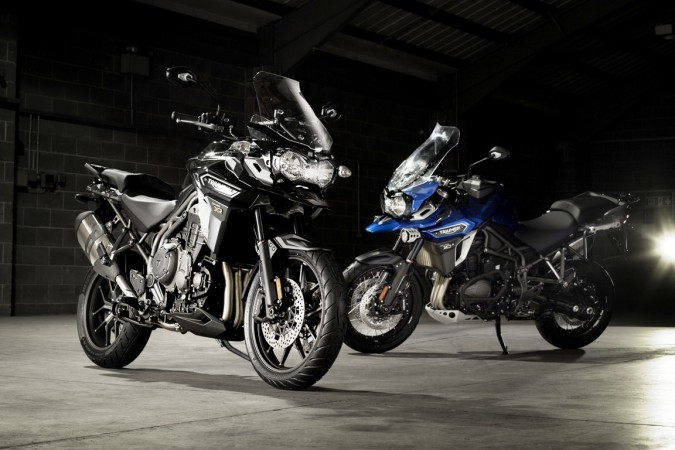 2016 Triumph Tiger Explorer