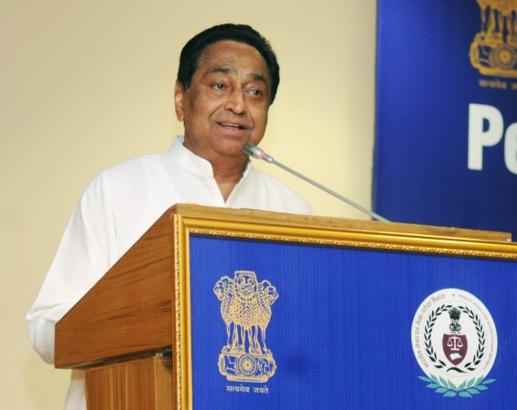 The Union Minister for Urban Development, Shri Kamal Nath addressing the 'Seminar on Performance Reporting for Urban Local Bodies' organized by the office of the Comptroller and Auditor General of India (CAG), in New Delhi on September 05, 2012.