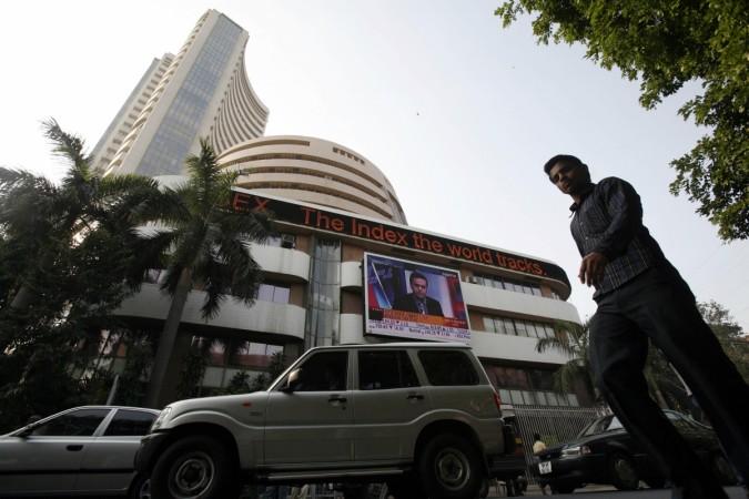Bombay Stock Exchange building BSE dalal street