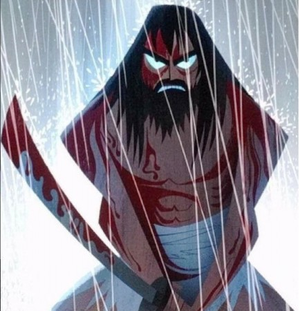 Samurai Jack revival artwork revealed