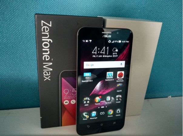 Asus Zenfone Max (2016) Review: Marathon battery life with faster, powerful processor