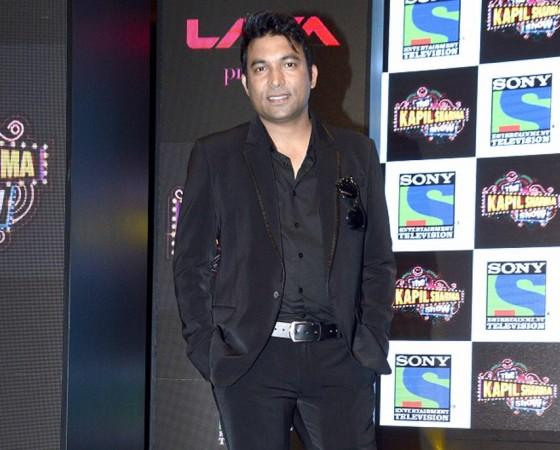 "Chandan Prabhakar to quit ""The Kapil Sharma Show""? Pictured: Chandan Prabhakar at the trailer launch of ""The Kapil Sharma Show"""