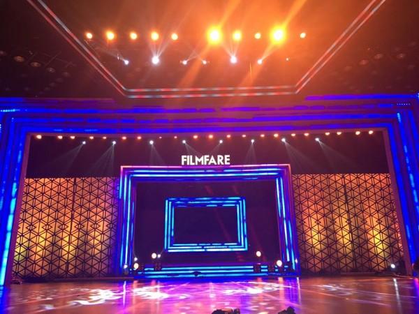 Filmfare (South) Award Show 2016