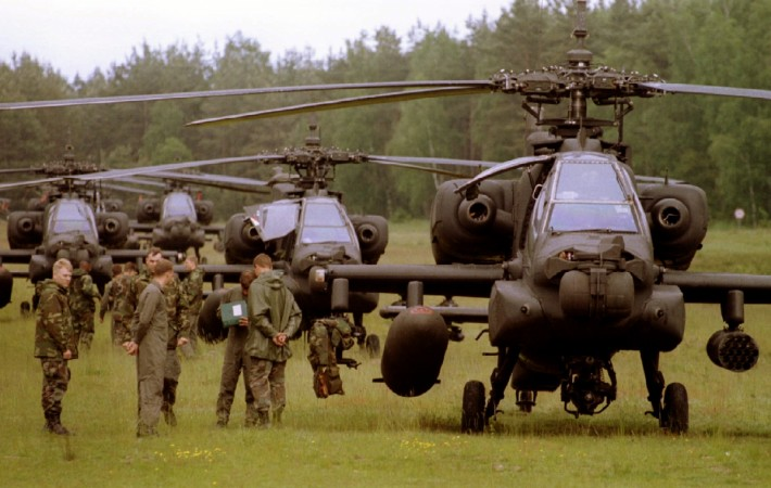 Boeing Apache AH 64