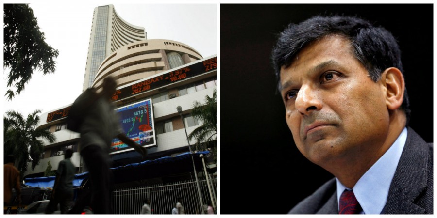 bse sensex rexit brexit dalal street shares bank npa inflation