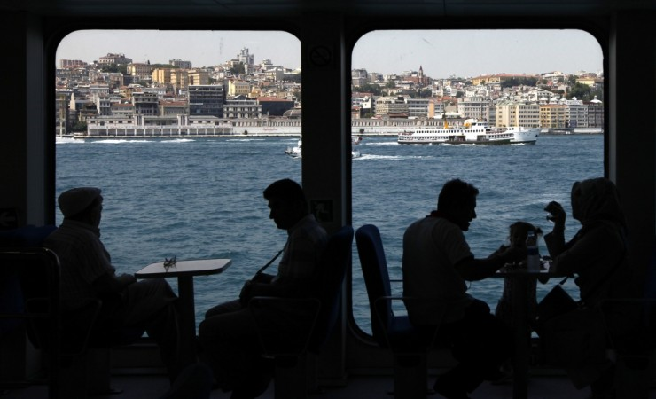 Passenger ferries in Turkey