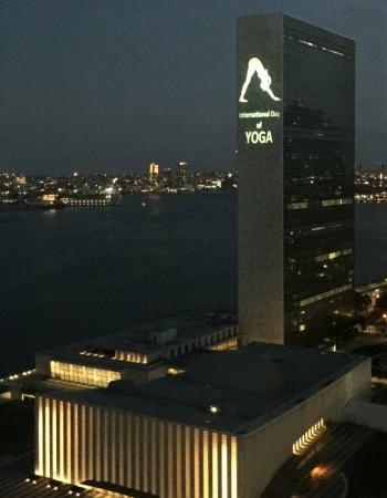 Yoga Day, UN