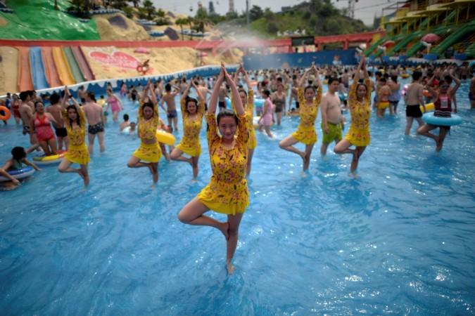 Yoga China