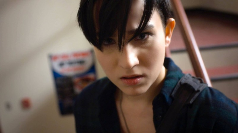 Bex Taylor-Klaus as Audrey in