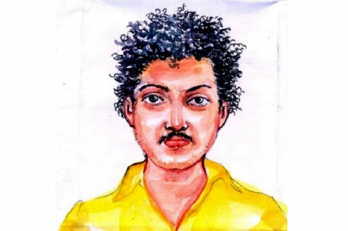 Jisha murder case: The suspect's sketch released by Kerala Police