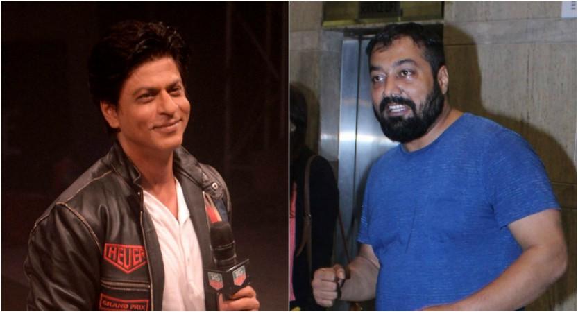 Shah Rukh Khan, Anurag Kashyap