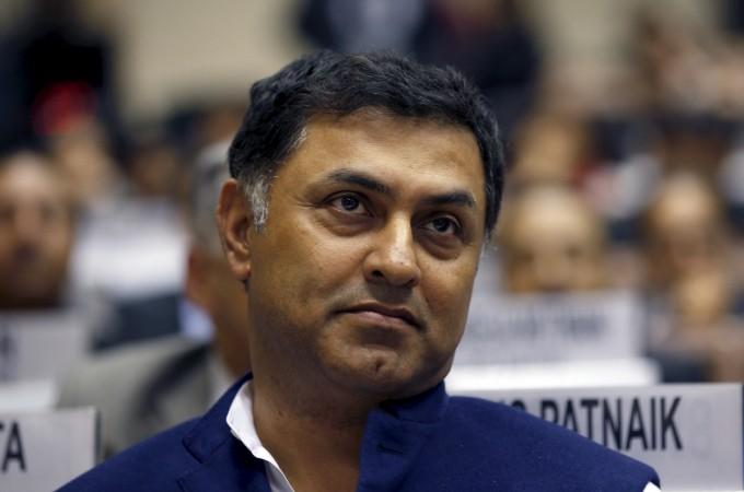 nikesh arora softbank resigns controversy