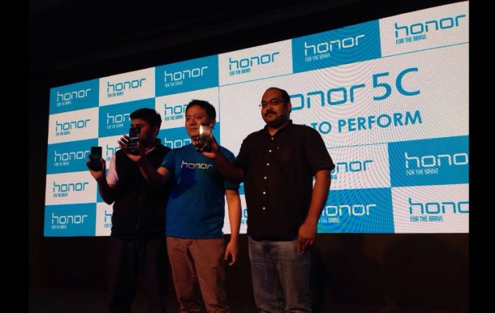 Huawei Honor 5C with Kirin 650 octa-core SoC launched in India; price, specifications