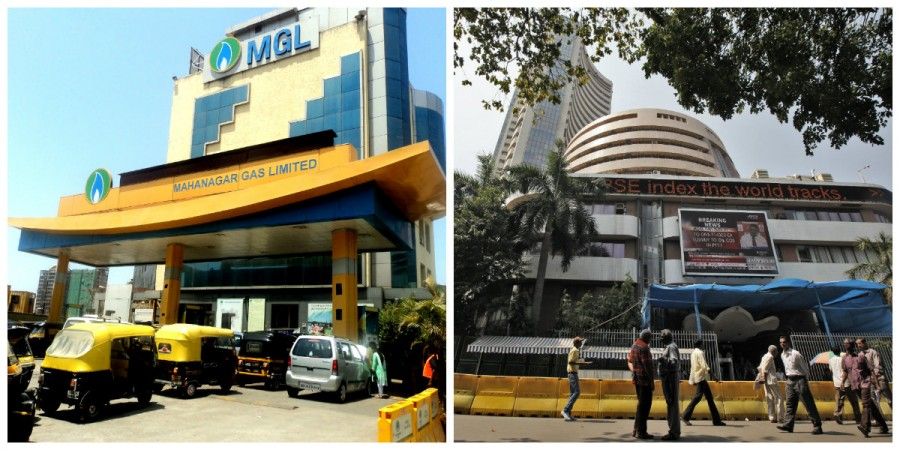 mahanagar gas bse bombay stock exchange ipo