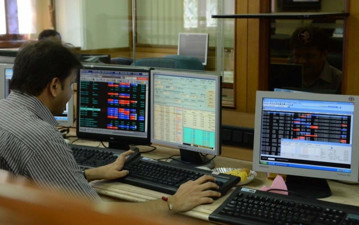 Bombay Stock Exchange building BSE brexit sensex