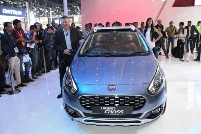 Fiat Avventura Urban Cross to be launched during festive season
