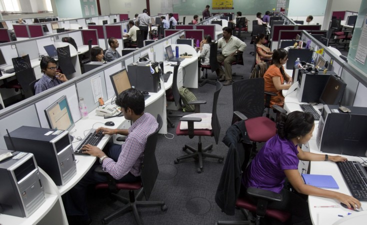 quess thomas cook ipo bse nse listing shares it staffing