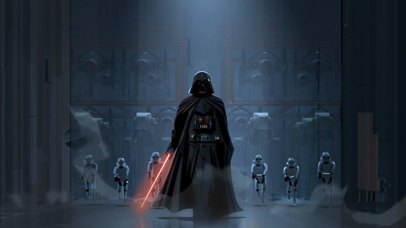 Darth Vader is all set to appear in 'Star Wars Rebels' Season 3