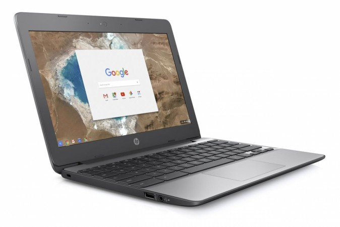 The HP Chromebook 11 G5