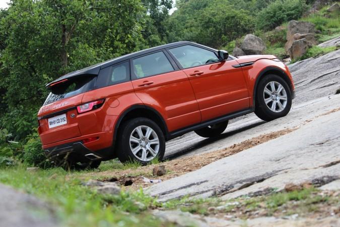 2016 Range Rover Evoque
