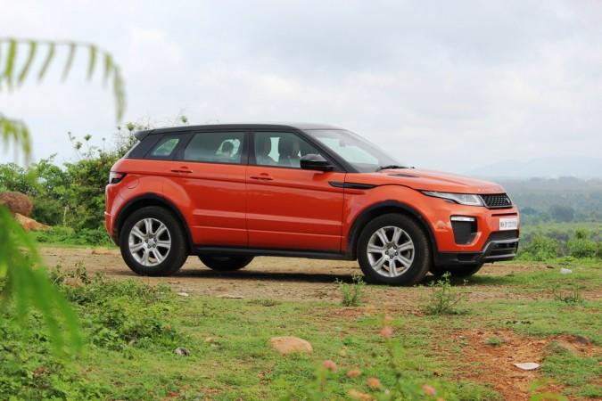 Range Rover Evoque on Fuel Tank Capacity 2016 Evoque